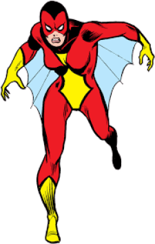 images Bronze Age: Spider-Woman #1