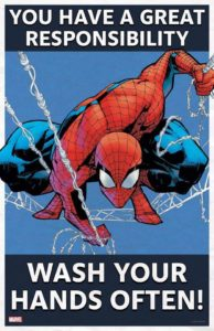 "Marvel-hand-washing-meme-194x300 And We Thought ""Con Crud"" Was Bad: Conventions and COVID-19"