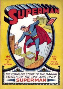 Superman-1-214x300 Golden Oldies: The Hottest Golden Age Comics