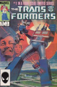 Transformers-1-196x300 The Toys are Back: 1980s Action Figure-Inspired Comics