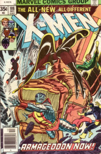 X-Men-108-198x300 Getting the Runs: More Complete Runs to Ponder