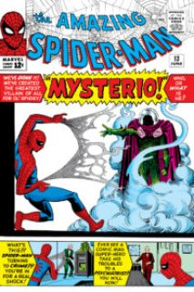 clean-9-198x300 Let's Revisit The Vulture and Mysterio