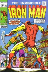 iman-201x300 Bloodshot, Iron Man, Batman, and The Joker