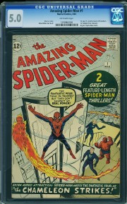 ASM1 State of the Comic Book Union #2:  Buy or Sell