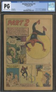 Amazing-Fantasy-15-fourth-wrap-1-184x300 One Marvelous Page: Collecting the Single Pages from Marvel's Biggest Keys