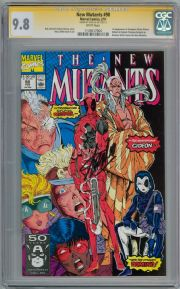 New-Mutants-98-Stan-Lee-signed The Value of the Stan Lee Signature