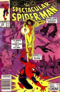 SS-176-197x300 The Curious Case of Spectacular Spider-Man #176