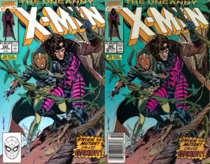 UXM-266-combo-300x235 There's Always Money in the Newsstand - Collecting the Boom