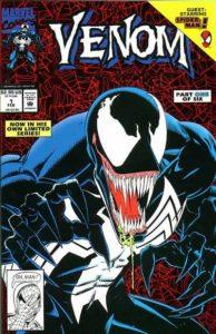 Venom-LP-194x300 Ten Key Newsstand Variants from the 1990s Comic Boom