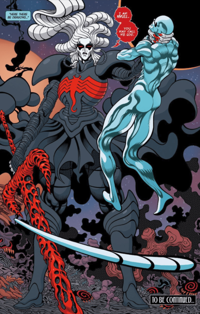 knull-surfer-653x1024 Keeping it in the Family: Venom and Sons