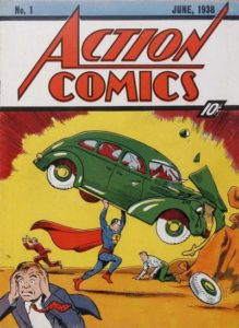 736145_action-comics-1-219x300 Batman and Constantine created the first superhero?