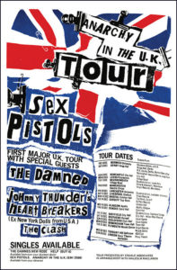 76clash-sex-pistols-197x300 Punk Posters with any bit of Anarchy left