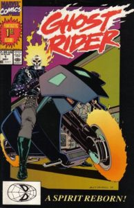 Ghost-Rider-1-194x300 Ten MORE Key Newsstand Variants from The 1990s Comic Boom