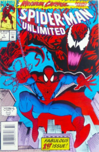 Maximum-carnage-196x300 Ten MORE Key Newsstand Variants from The 1990s Comic Boom