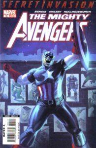 Mighty-Avengers-13-195x300 Will the Secret Warriors Preface the MCU's Secret Invasion?