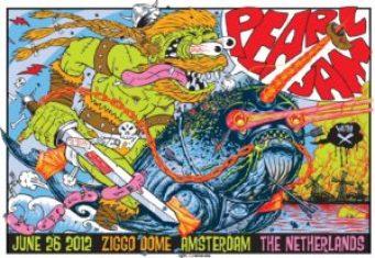 Munk_Kozik_-pearl-jam-poster-300x207 Picking Your Pearl Jam Concert Posters