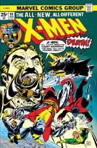 Nefaria-X-Men-198x300 Almost Infamous: Count Nefaria