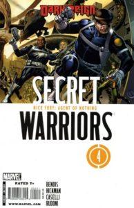 Secret-Warriors-4-194x300 The Secret Warriors' First Appearances