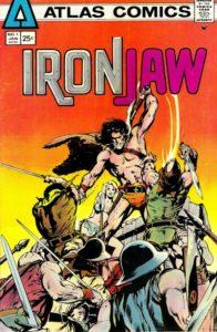 conan-196x300 Atlas Comics One Year Update!
