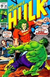 doc-samson-196x300 The Immortal Hulk and the Gamma Fam