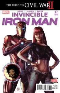 invincible-iron-man-7-3rd-printing-195x300 Five MORE Late Printings To Keep An Eye On