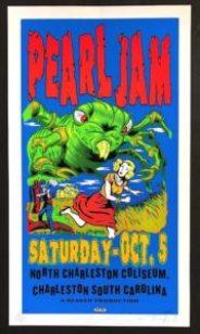 pearl-jam-silkscreen-179x300 Picking Your Pearl Jam Concert Posters