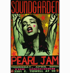 soundgarden-1-289x300 Cultivating Your Soundgarden Poster Collection