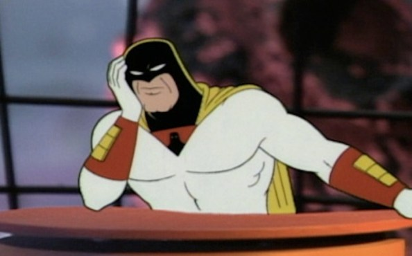 spaceghost_0 Space Ghost: A Strange History Indeed