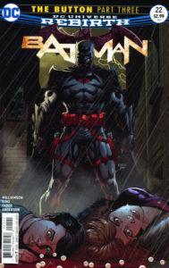 Batman-22-189x300 Did Michael Keaton Open the Door for Flashpoint Batman?