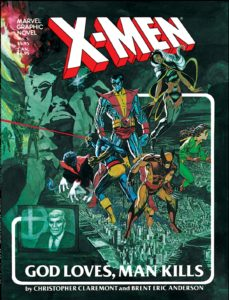 God-Loves-Man-Kills-cover-229x300 A Metaphor for Civil Unrest: the X-Men