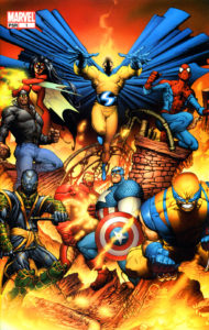 New-Avengers-1-Quesada-variant-190x300 The Next Big Thing: New Avengers #1