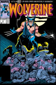 Wolverine-1-1988-197x300 Will We See Wolverine in the MCU...or Patch?