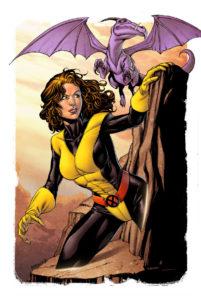 X-Men-Shadowcat-201x300 X-Men Characters Ripe for the MCU
