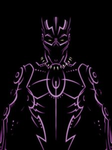 709840_black-panther-1-negative-space-variant-225x300 John Tyler Christopher and Negative Space Covers