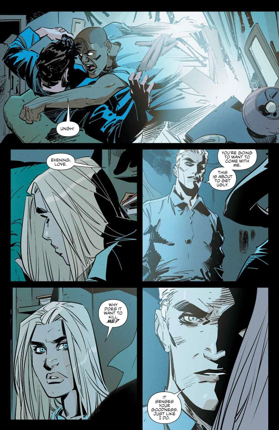 Angel_012_PRESS_6 ComicList Previews: ANGEL AND SPIKE #12