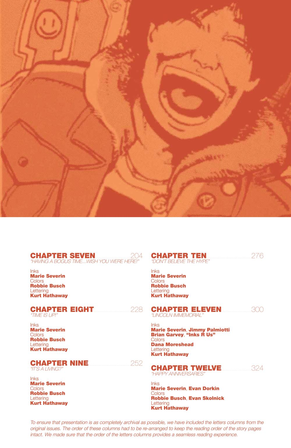 BillTed_Archive_SC_PRESS_7-1 ComicList Previews: BILL AND TED'S EXCELLENT COMIC BOOK ARCHIVE TP