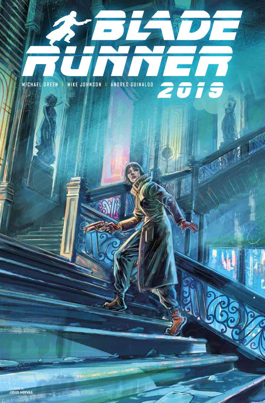 BladeRunner8A ComicList Previews: BLADE RUNNER 2019 #8