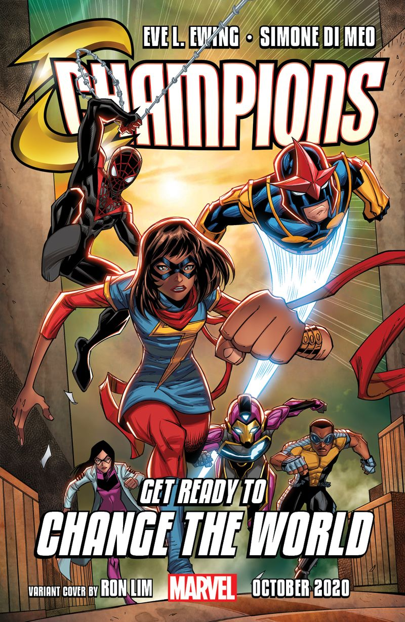 Champions_Promo_2020 At the end of it all we'll be CHAMPIONS