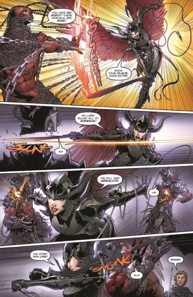 DD_IT04-pr-5 ComicList Previews: DUNGEONS AND DRAGONS INFERNAL TIDES #4