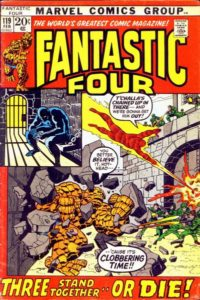 FF-119-200x300 Do You Own the First Appearance of the Black Leopard?