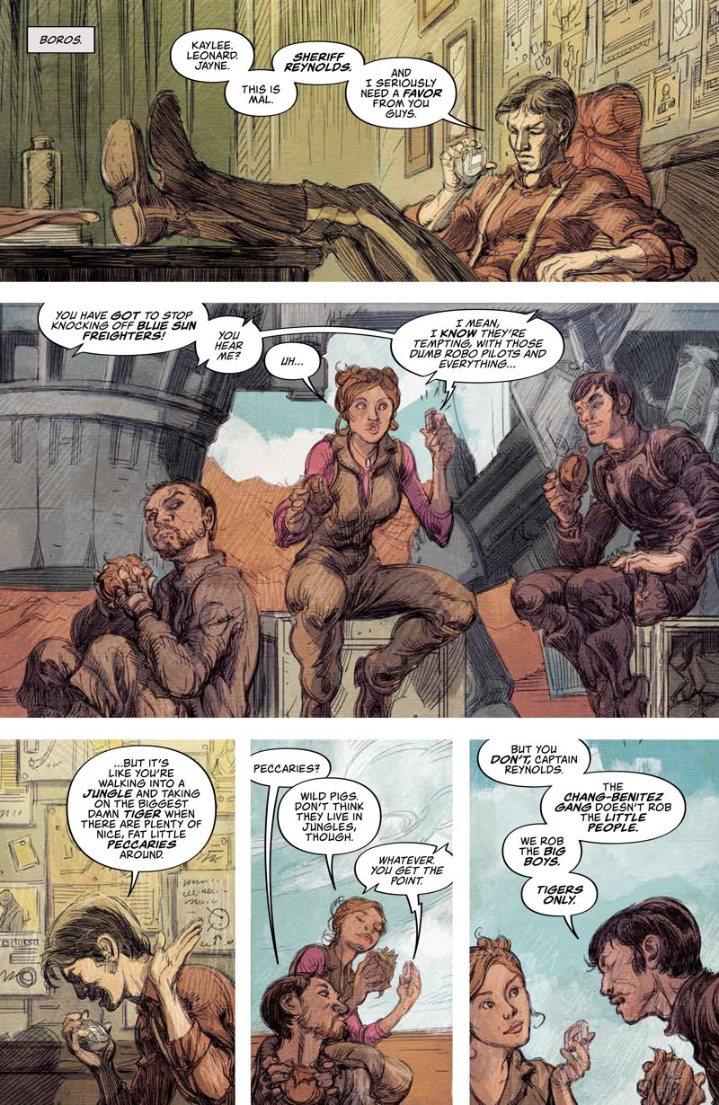 Firefly_018_PRESS_3 ComicList Previews: FIREFLY #18