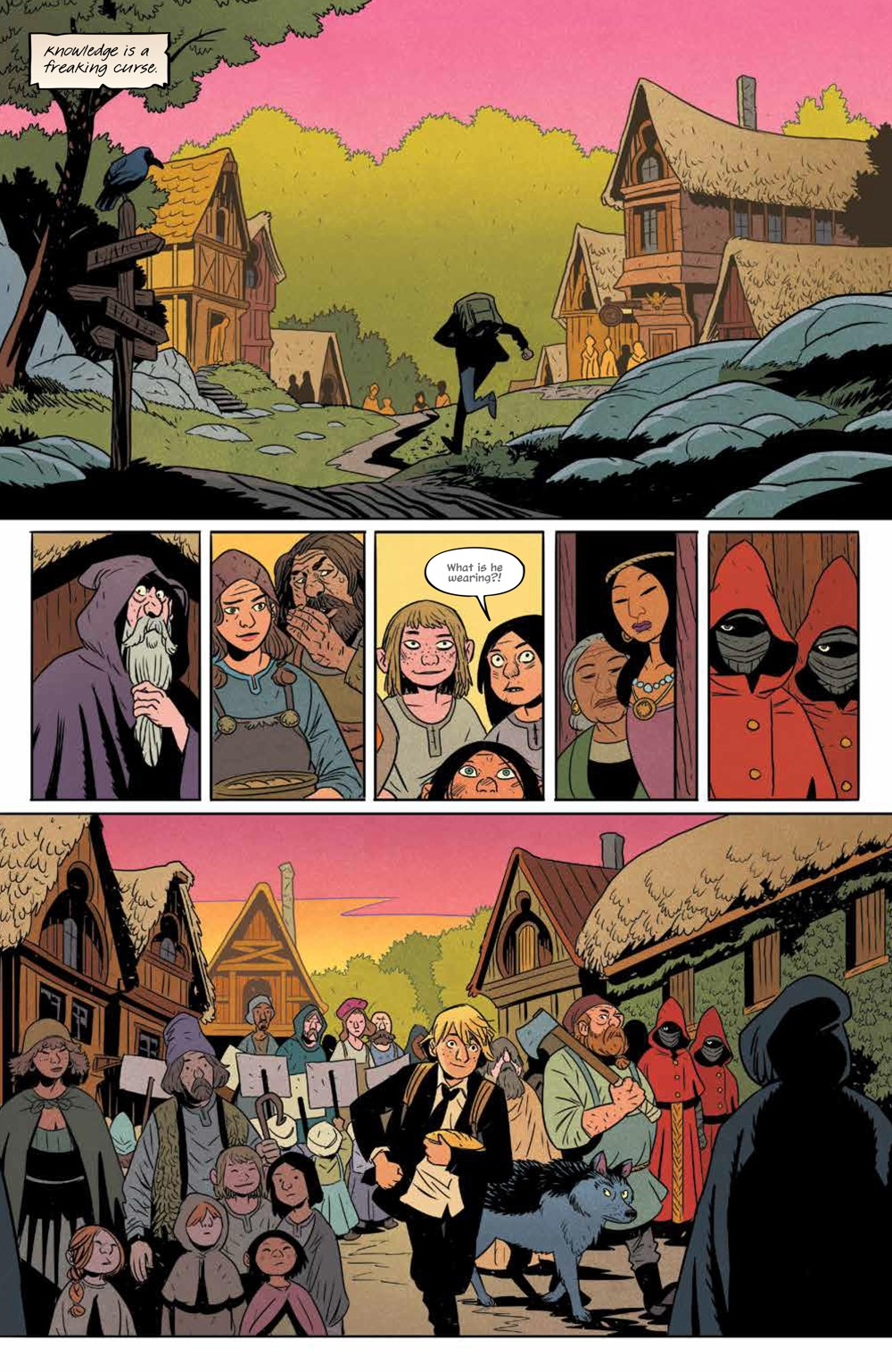 Folklords_SC_PRESS_10 ComicList Previews: FOLKLORDS TP