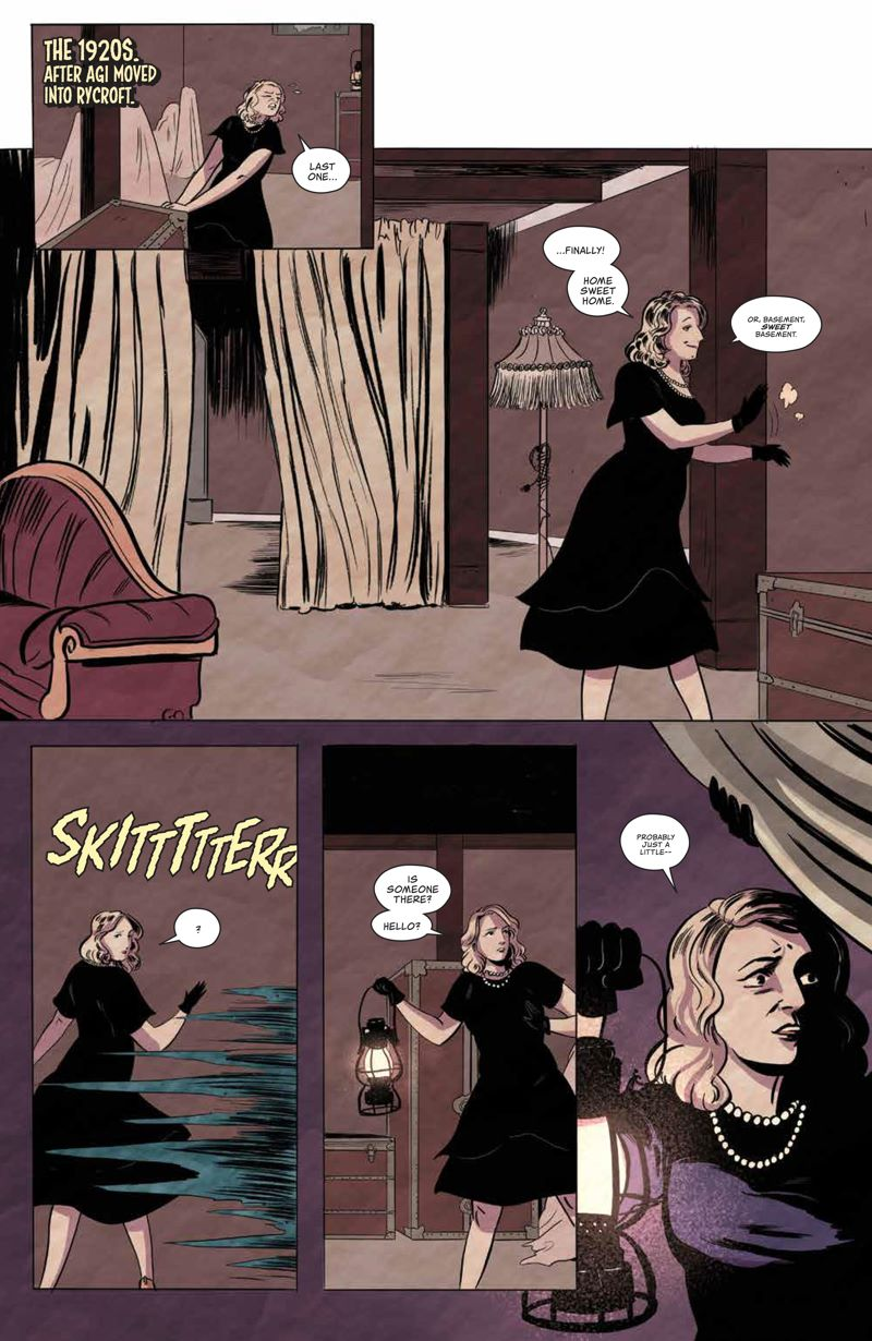 GhostedinLA_011_PRESS_3 ComicList Previews: GHOSTED IN L.A. #11