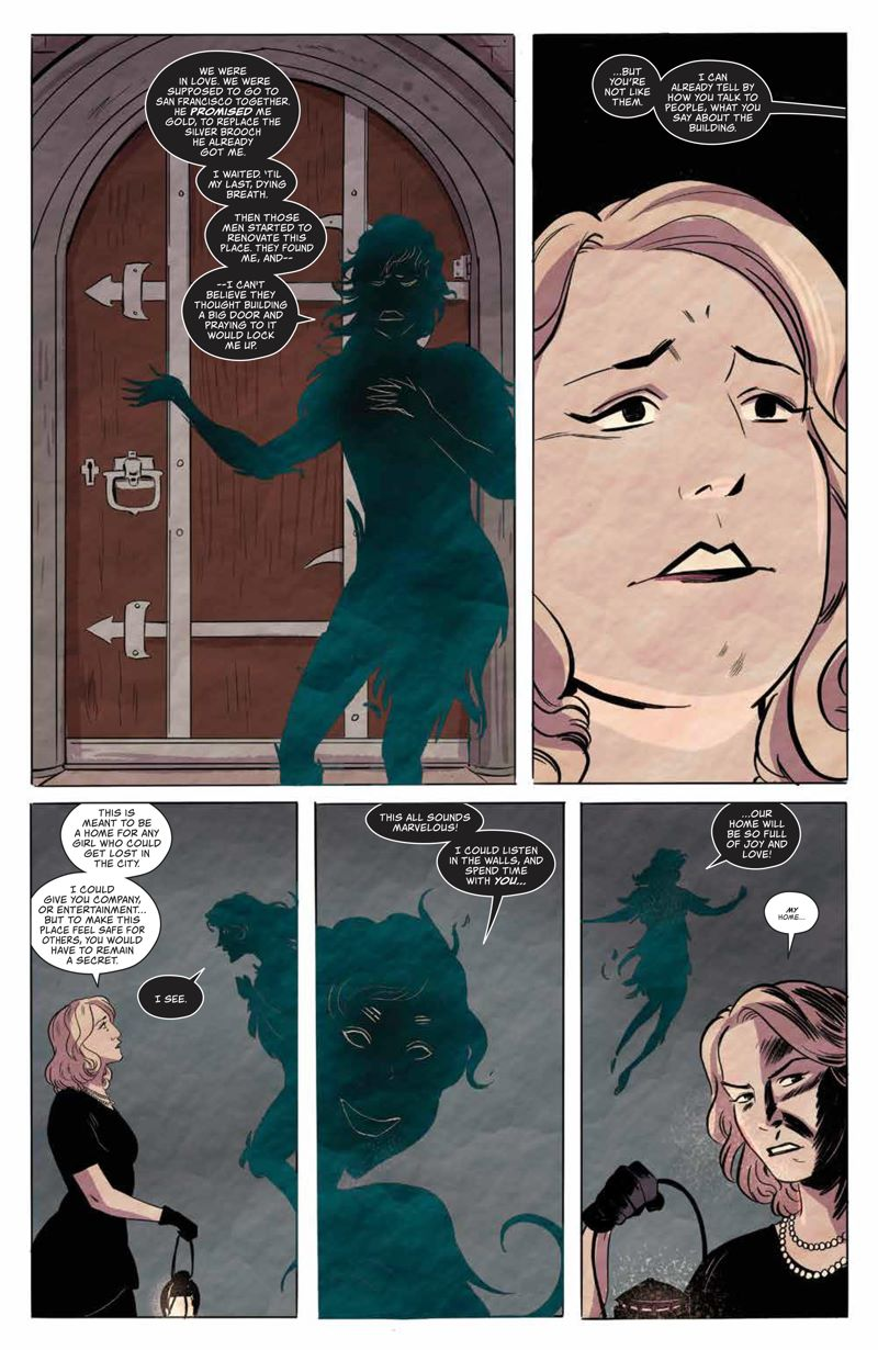 GhostedinLA_011_PRESS_5 ComicList Previews: GHOSTED IN L.A. #11