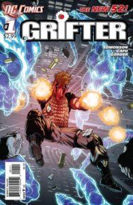 Grifter-1-2011-195x300 Grifter Returns to the DC Universe