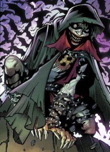 Grobin-217x300 Add Dark Nights: Death Metal #2 to Your Pull List Now