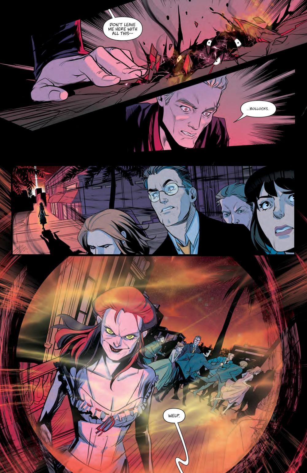 Hellmouth_SC_PRESS_11 ComicList Previews: BUFFY THE VAMPIRE SLAYER HELLMOUTH TP