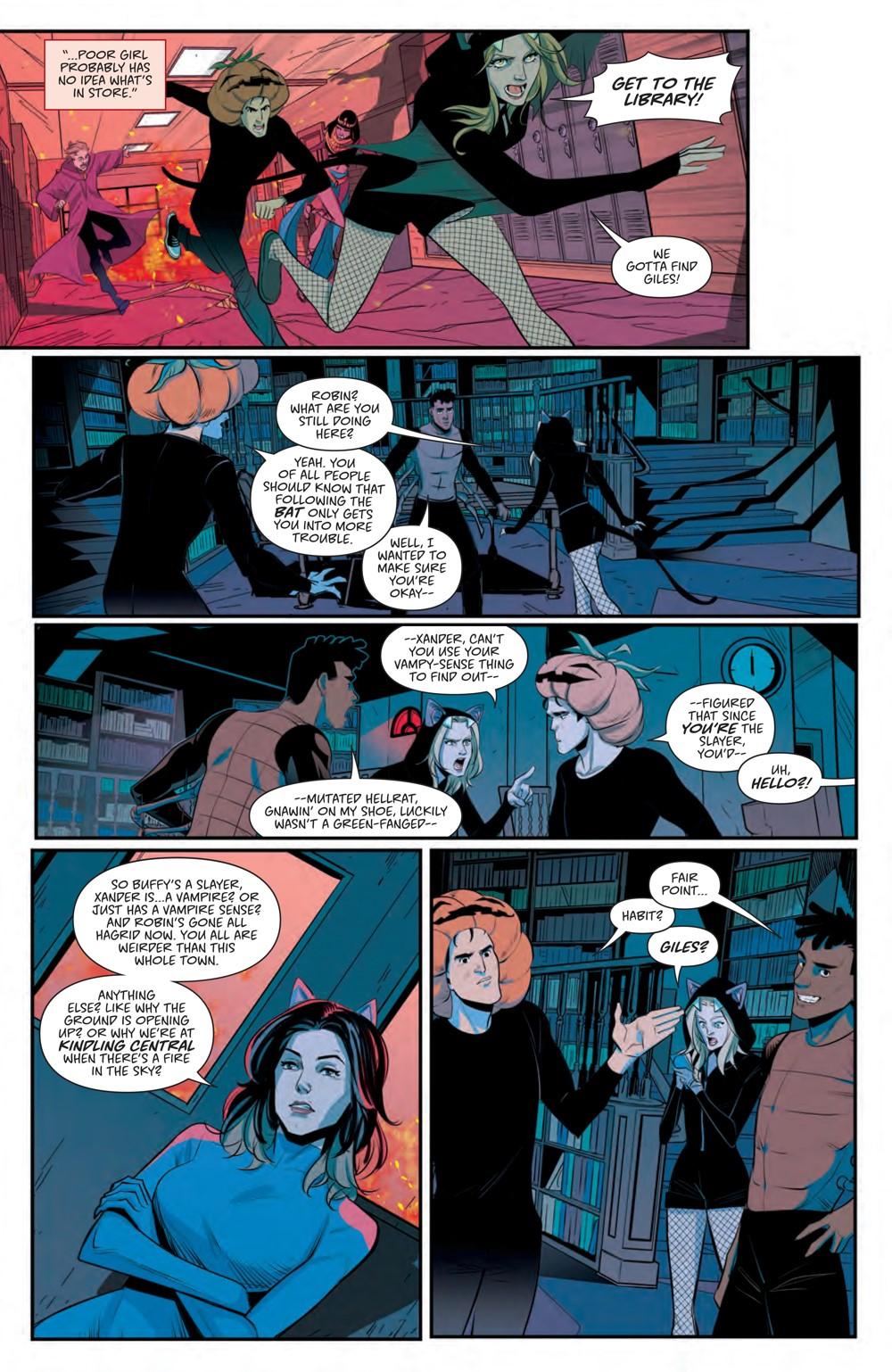 Hellmouth_SC_PRESS_14 ComicList Previews: BUFFY THE VAMPIRE SLAYER HELLMOUTH TP