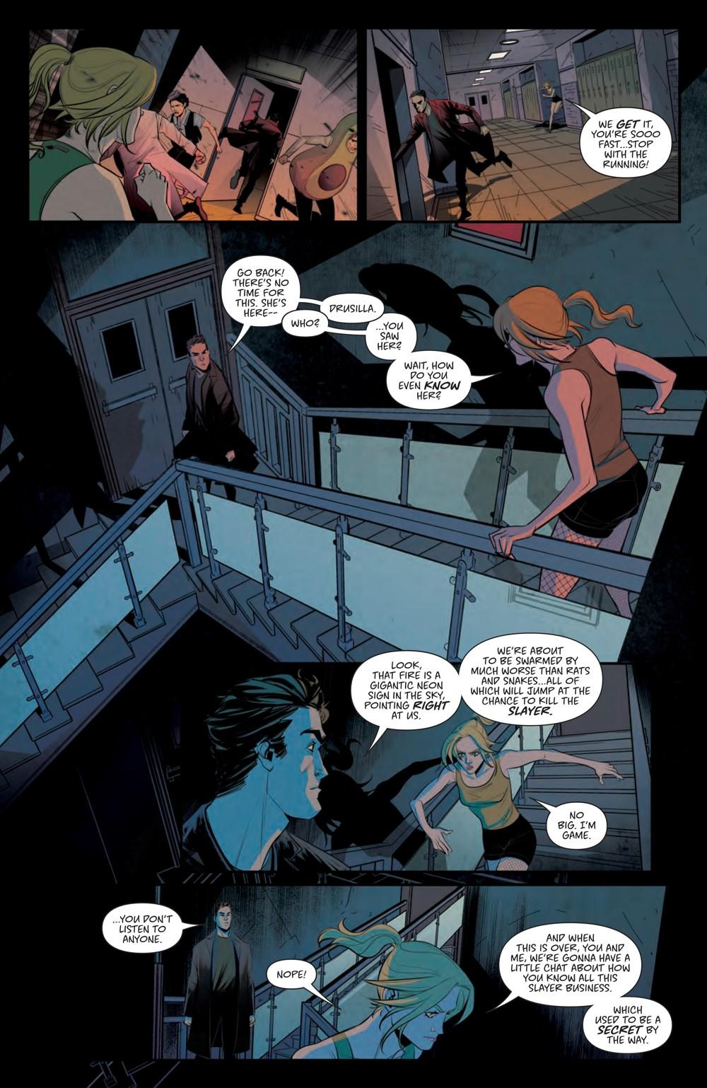 Hellmouth_SC_PRESS_19 ComicList Previews: BUFFY THE VAMPIRE SLAYER HELLMOUTH TP