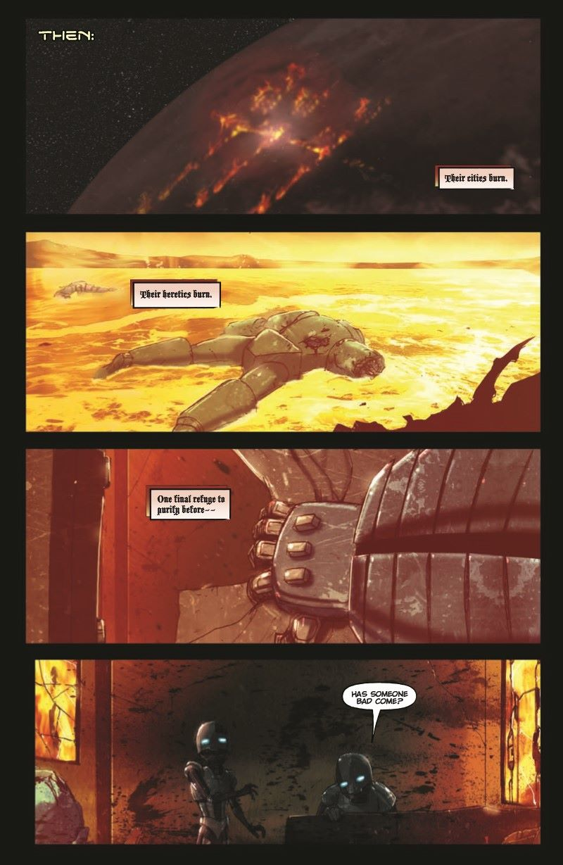 KillLock_06_pr-3 ComicList Previews: THE KILL LOCK #6